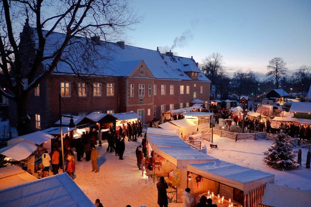 Weihnachtsmärkte für Kinder und Familien in Berlin und Umland // HIMBEER
