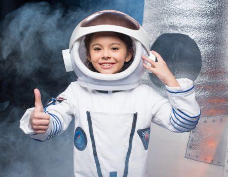 Familien in Berlin können Raumfahrt erleben im Orbitall // HIMBEER