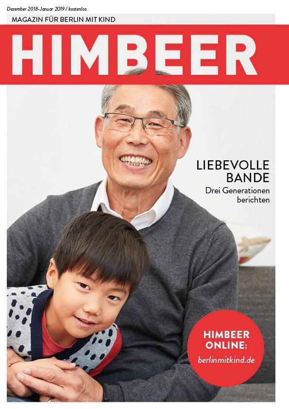 Heft Berlin Dezember 2018-Januar 2019 // HIMBEER