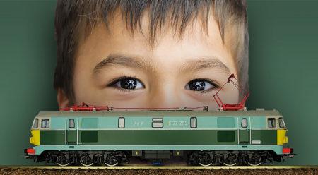 In Berlin mit Kindern Modelleisenbahnen sehen // HIMBEER