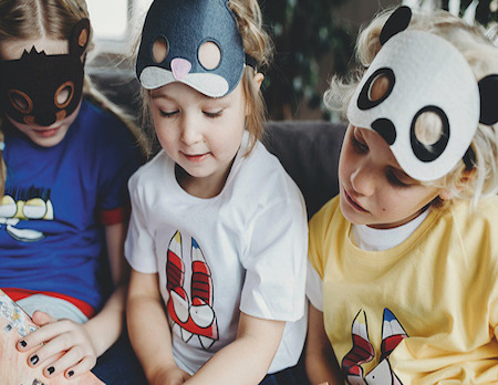 T-Shirts Urban Art Kids