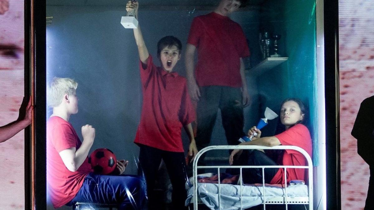 Mit Jugendlichen in Berlin ins Theater: Junges DT // HIMBEER