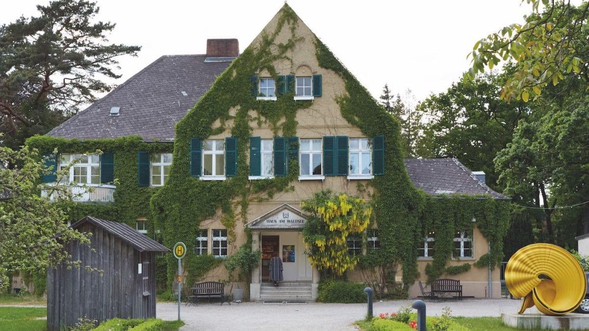 Das Haus am Waldsee, Ausstellungen für Kinder in Berlin // HIMBEER
