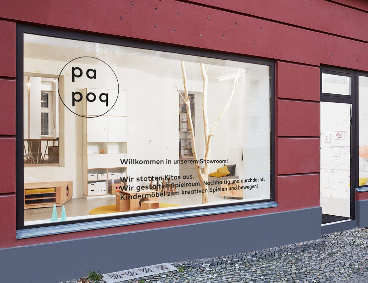 papoq-Showroom // HIMBEER