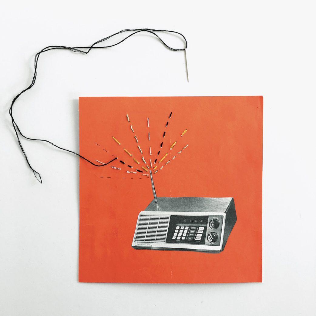 Weihnachtskarten basteln: Basteln mit Kindern Handmade // HIMBEER