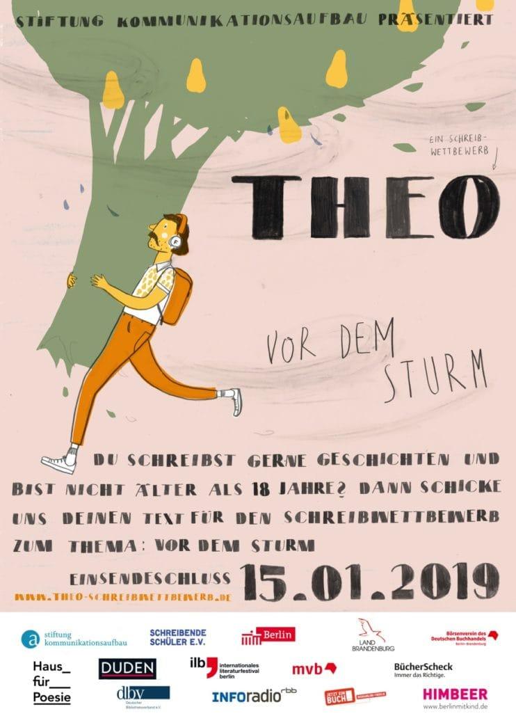 THEO-Schreibwettbewerb 2019 // HIMBEER