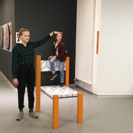 Teenager Geburtstag in Berlin feiern: Museum der Illusionen Berlin // HIMBEER