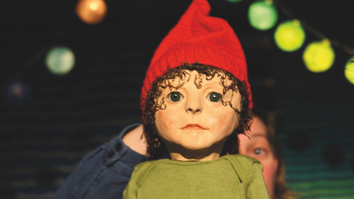 Puppentheater für kleine Kinder in Berlin // HIMBEER