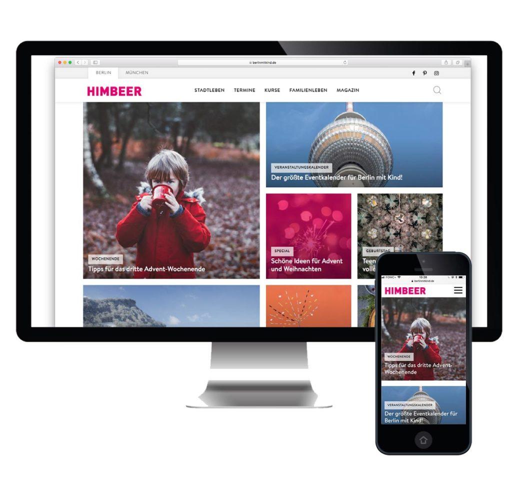 Himbeer Online Mediadaten