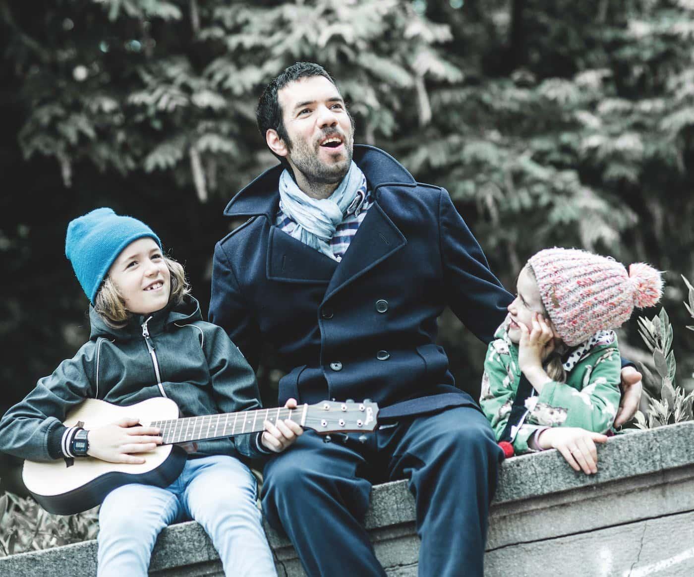 Kindermusik in Berlin mit dem Milchsalon // HIMBEER