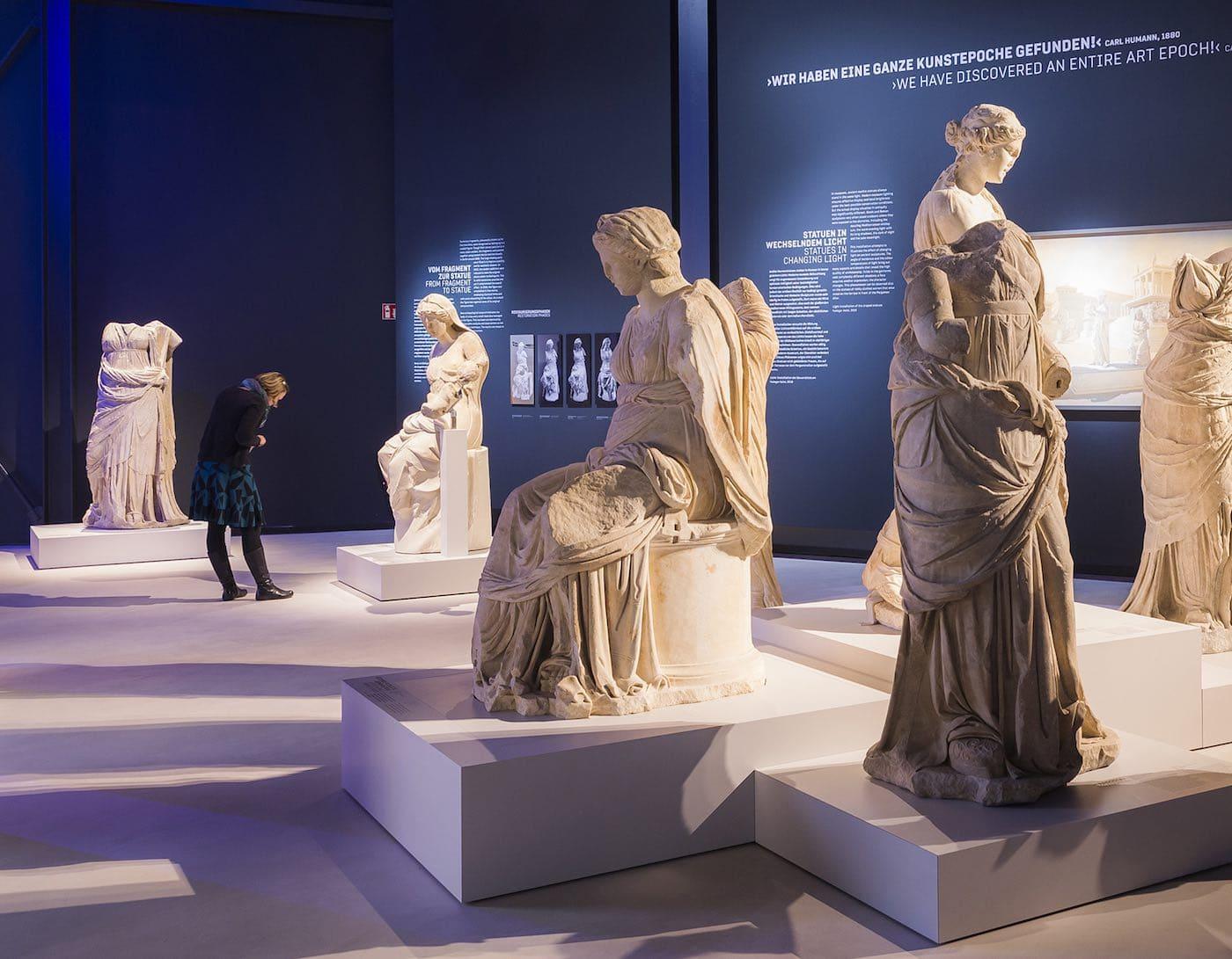 Mit Kindern in Berlin die Ausstellung im Pergamon-Panorama besuchen // HIMBEER