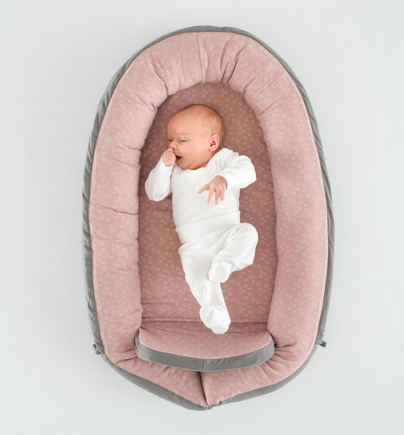 Babynest von Träumeland // HIMBEER