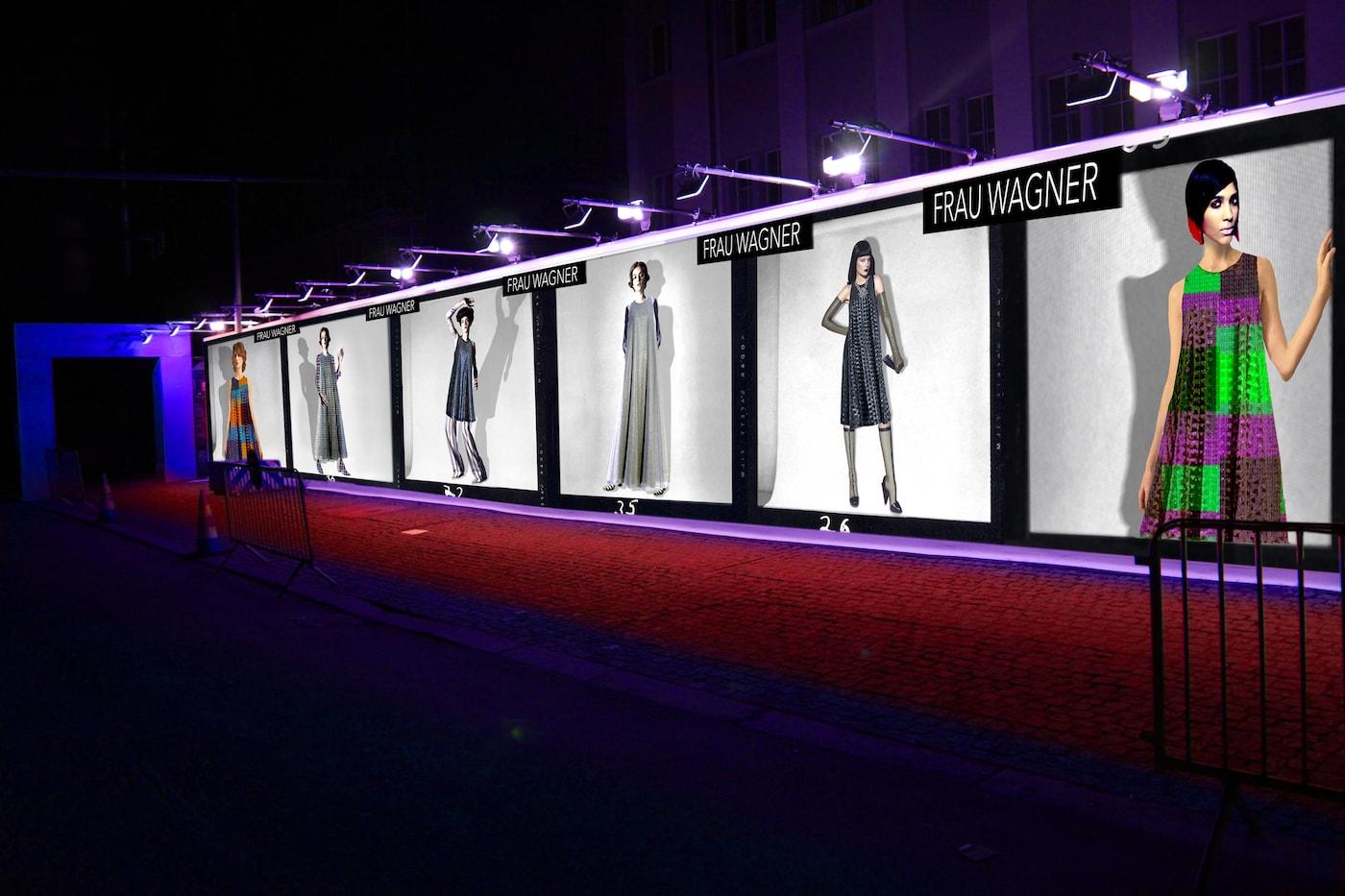 Upcycling-Mode-Läden in Berlin: Mode von Frau Wagner // HIMBEER
