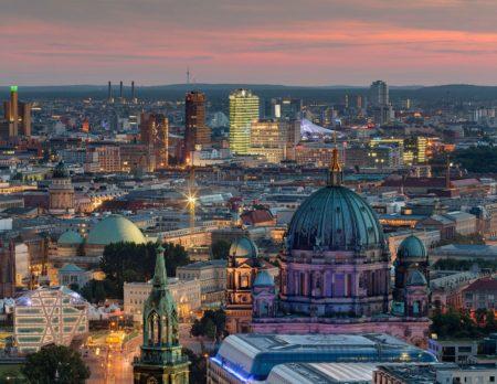 Blick über Berlin: Tipps aus allen Kiezen von Qiez // HIMBEER