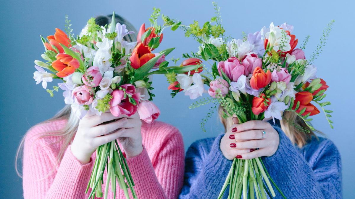 Blumen Von Bloom Wild Zum Valentinstag Verschenken Himbeer