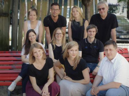 Gastautoren bei HIMBEER Berlin mit Kind: Die Kiezexperten von QIEZ // HIMBEER