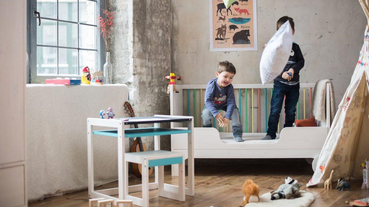 Kinderbetten von ekomia // HIMBEER