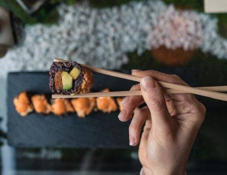 Top 10 Food-Trends 2019 Berlin: Sushi // HIMBEER