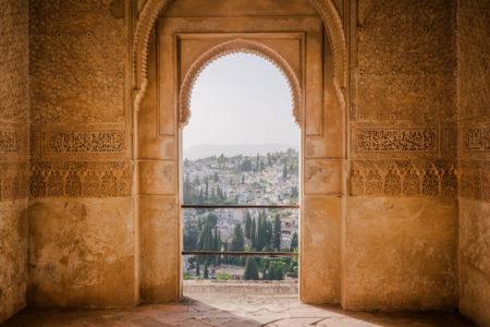 Top-Familienurlaubsziele am Mittelmeer: Granada Alhambra // HIMBEER