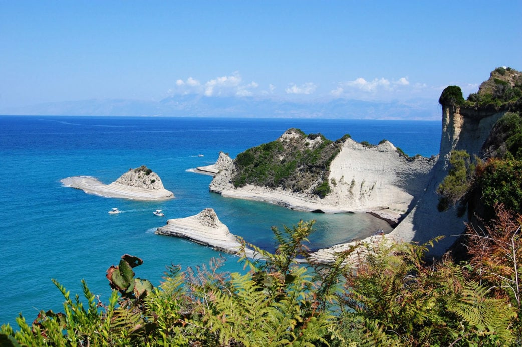 Top-Familienurlaubsziele am Mittelmeer: Korfu // HIMBEER