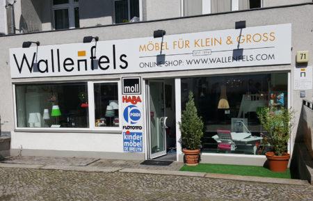 Ladengeschäft Wallenfels // HIMBEER