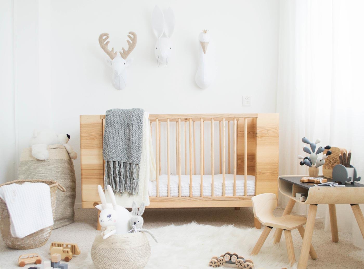 Kinderbett von Fränzchen Klein // HIMBEER
