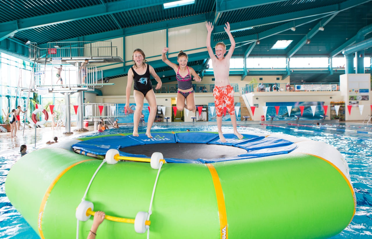 Spaßbad in Brandenburg: Lagune Cottbus // HIMBEER