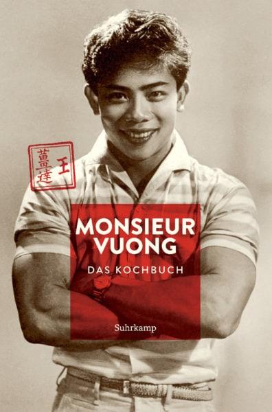 Monsieur Voung Kochbuch // HIMBEER