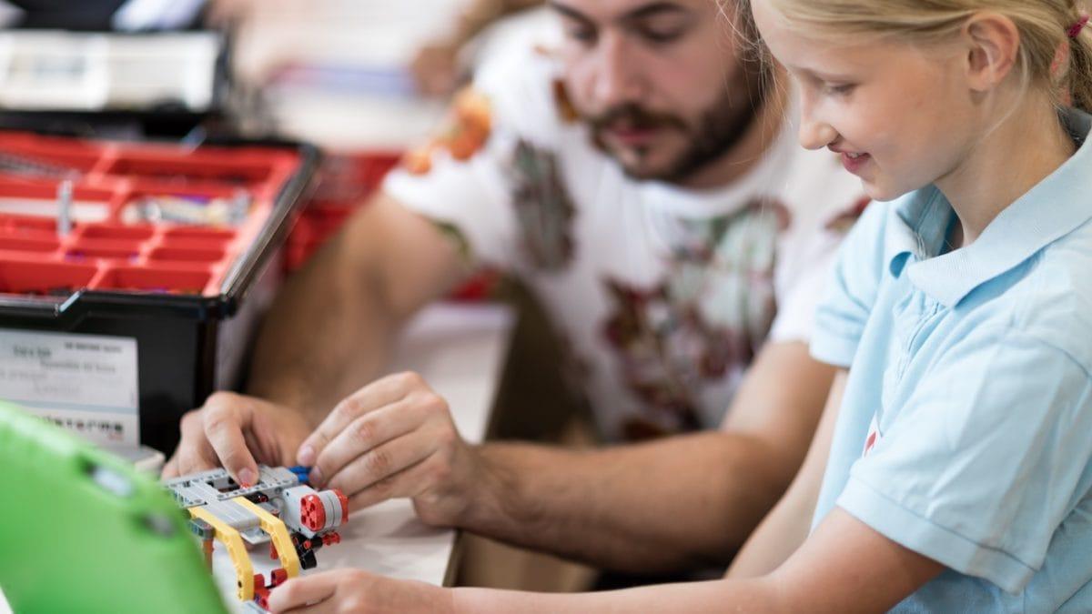 Coding-Workshops für Kinder in Berlin // HIMBEER