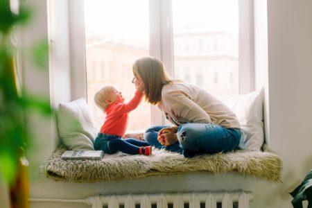 Mit Kindern zu Hause // HIMBEER