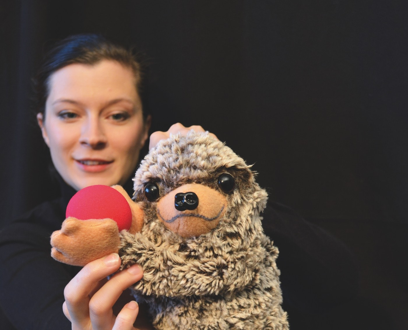 Mit Kindern in Berlin ins Puppentheater // HIMBEER