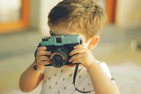 Osterferien-Kurse für Kinder in Berlin Foto und Film // HIMBEER