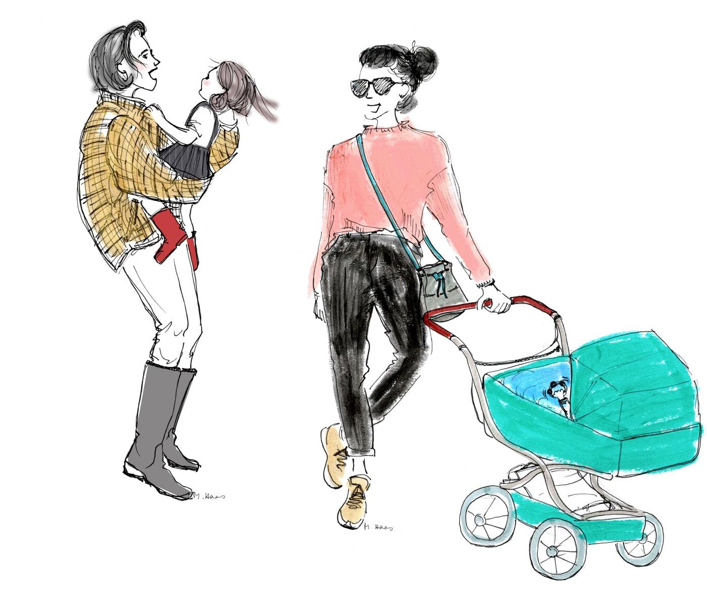 Personal  Shopping: Neue Ansprüche an Kleidung als Mutter // HIMBEER