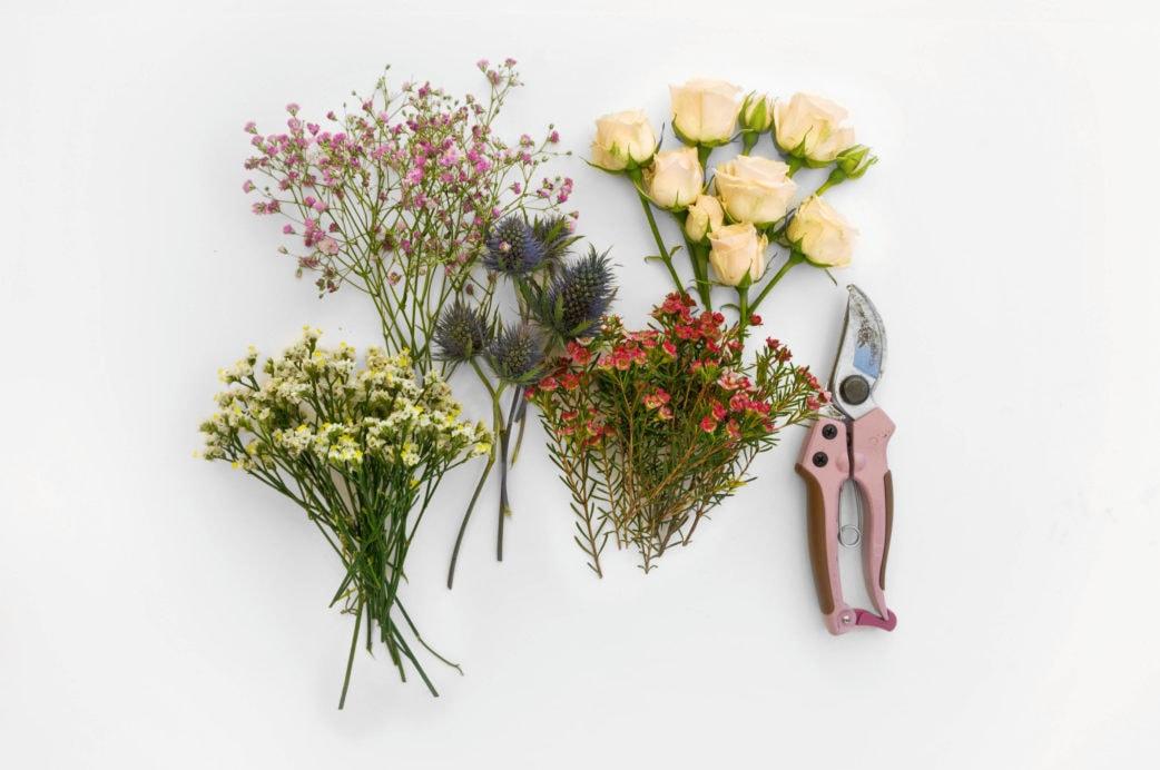 Make a summery hair wreath // PeerDIY
