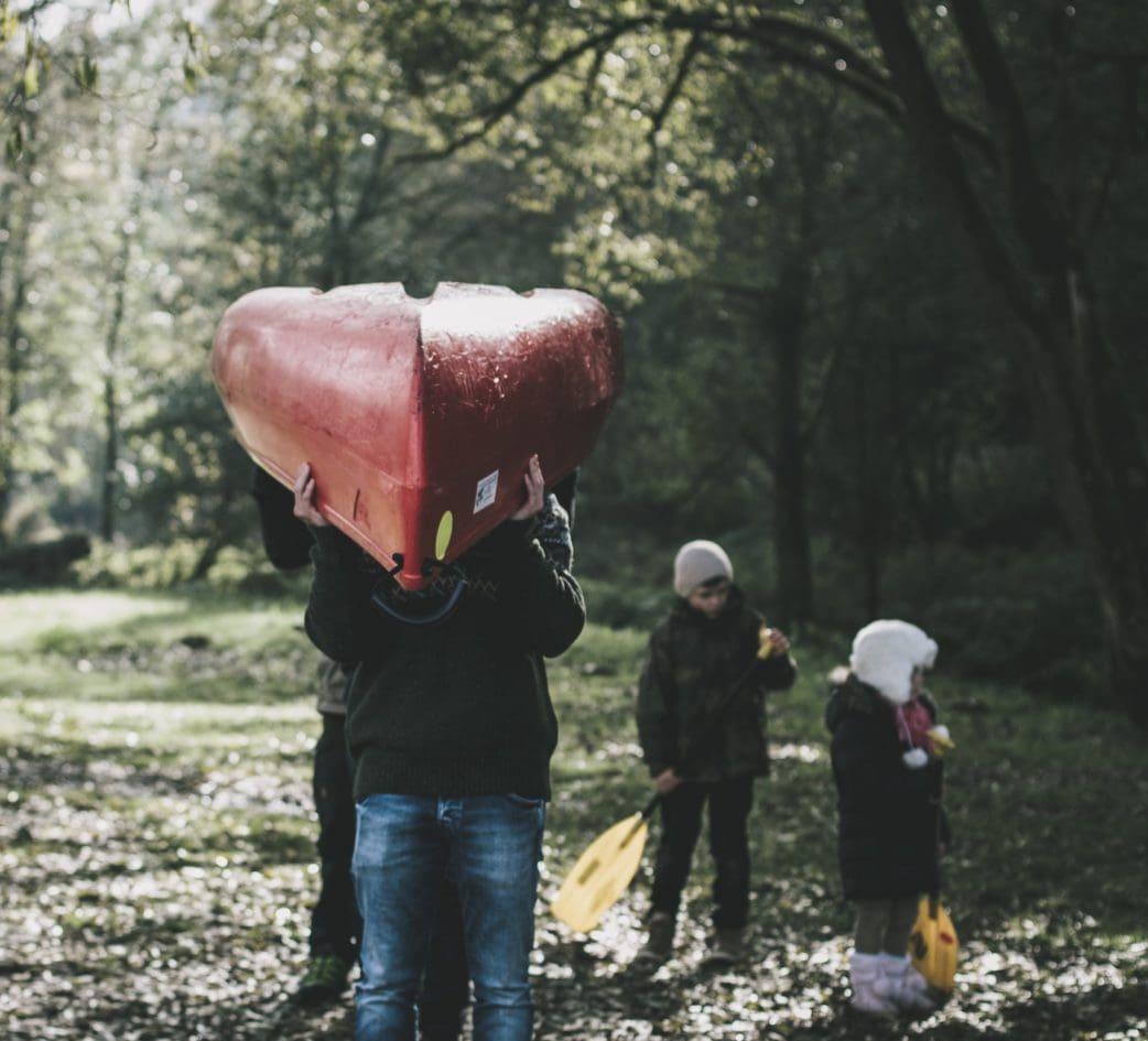 Familien-Reisetipp von Good Travel: Urlaub im Bayrischen Wald: Adventure Camp Schnitzmühle // HIMBEER