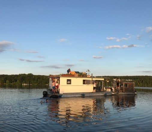 HIMBEER Talk Berlin Travel Festival 2019: Urlaub mit dem Hasuboot // HIMBEER