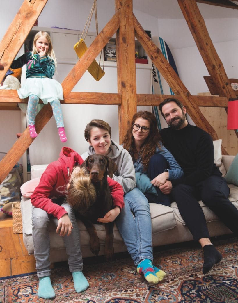 HIMBEER Titelstory: Kinder und ihr Haustierwunsch: Hund // HIMBEER