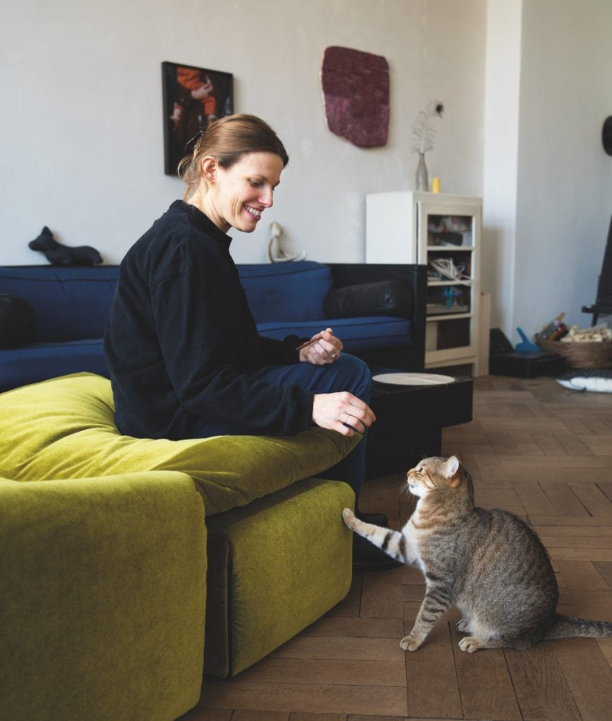 HIMBEER Titelstory: Kinder und ihr Haustierwunsch: Katze // HIMBEER
