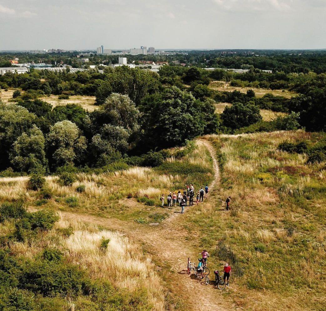 Langer Tag der StadtNatur Berlin: Kinder entdecken Natur // HIMBEER