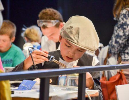 Maker-Projekte mit Kindern in Berlin // HIMBEER