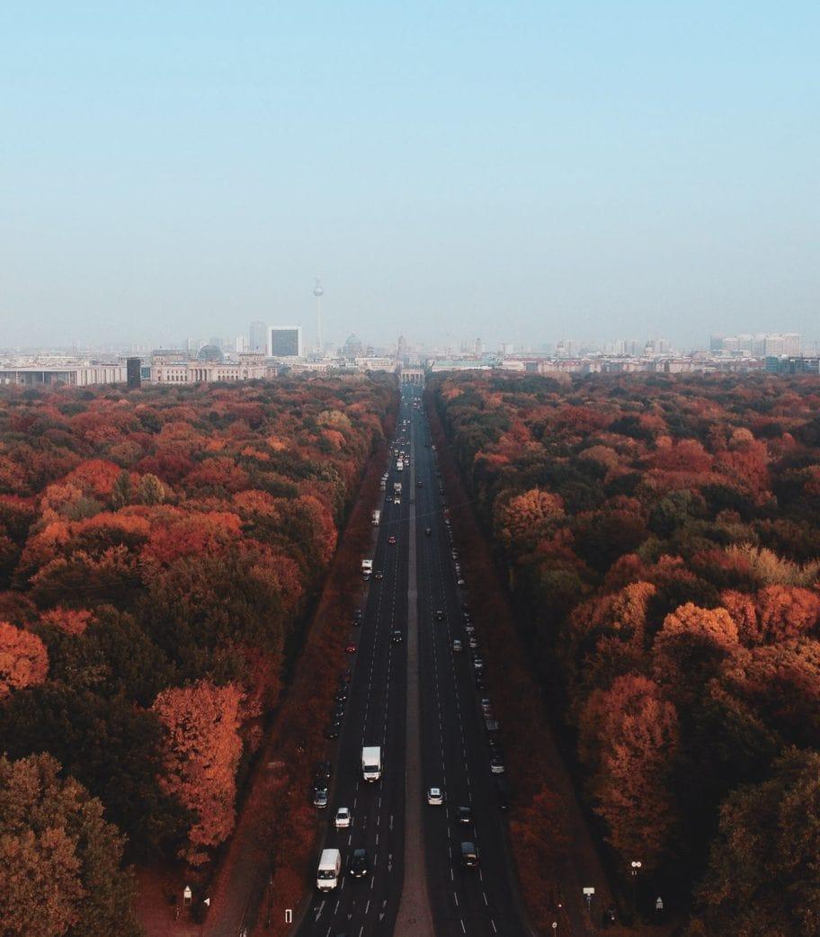 Aussichtspunkte in Berlin – Wo man in Berlin einen guten Ausblick hat: Siegessäule Berlin // HIMBEER