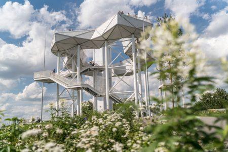 Berliner Aussichtspunkte – Wo man in Berlin einen guten Ausblick hat: Wolkenhain Kienberg Berlin // HIMBEER