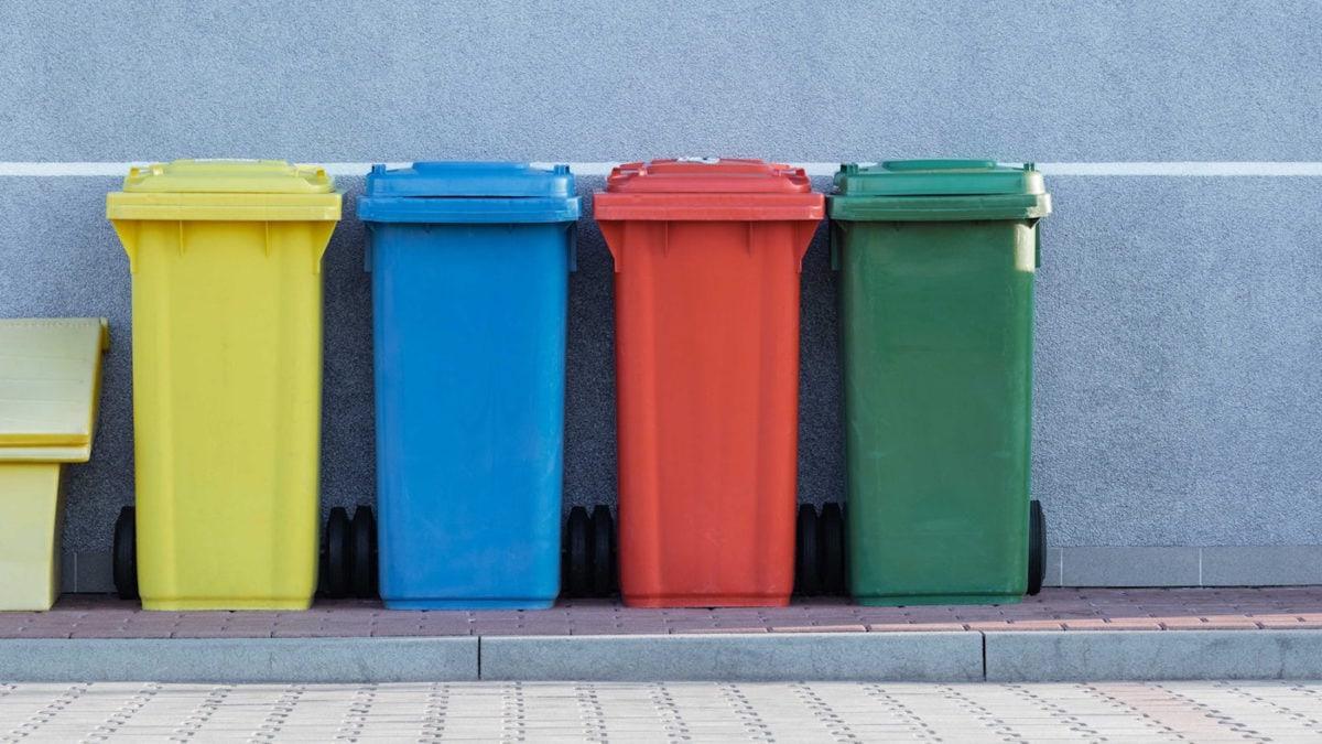 Wird Berlin zu Zero-Waste-Stadt Mülltonnen // HIMBEER