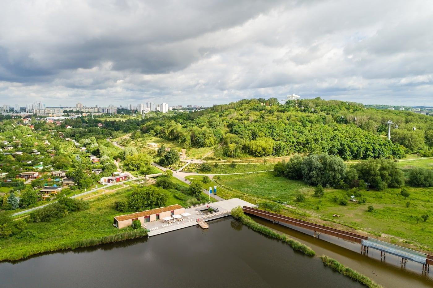 Umweltfest im Kienbergpark für Familien mit Kindern in Berlin