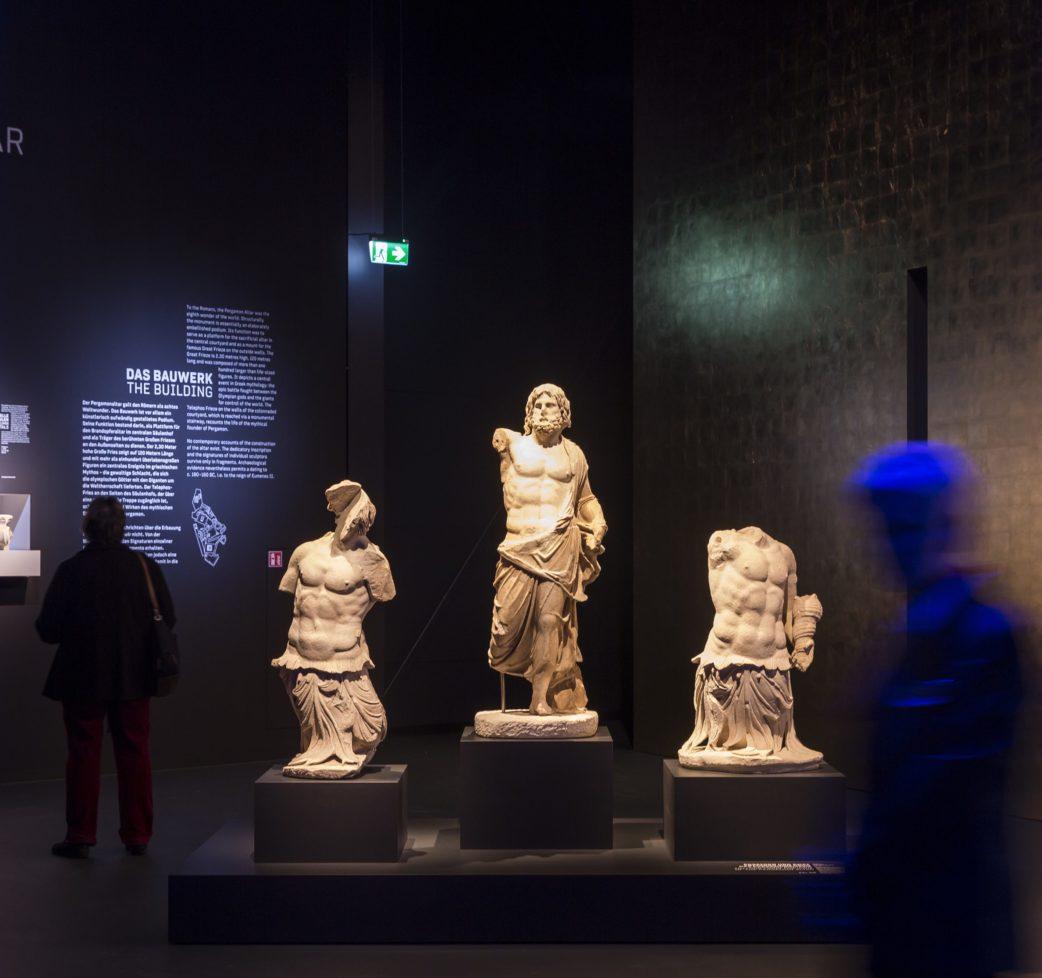 Ausstellungstipp mit Kindern in Berlin: Pergamon Panorama // HIMBEER
