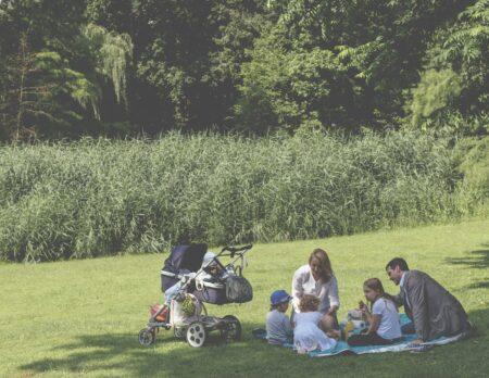 Berliner Parks für Familien: Der Große Tiergarten // HIMBEER