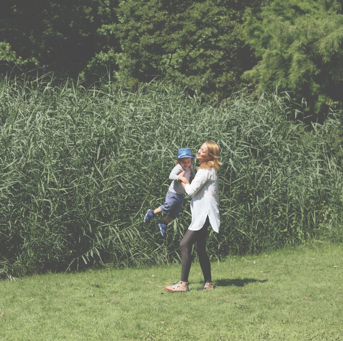 Berliner Parks für Familien: Grünflächen zum Spielen, Toben, Picknicken // HIMBEER
