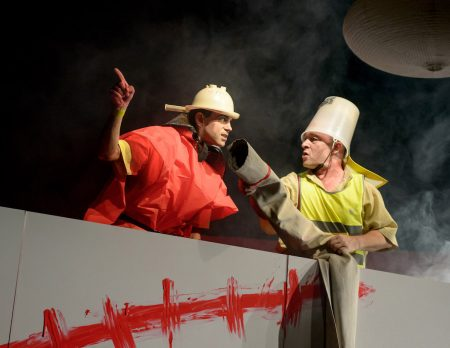 Kindertheater in Berlin im Atze Musiktheater