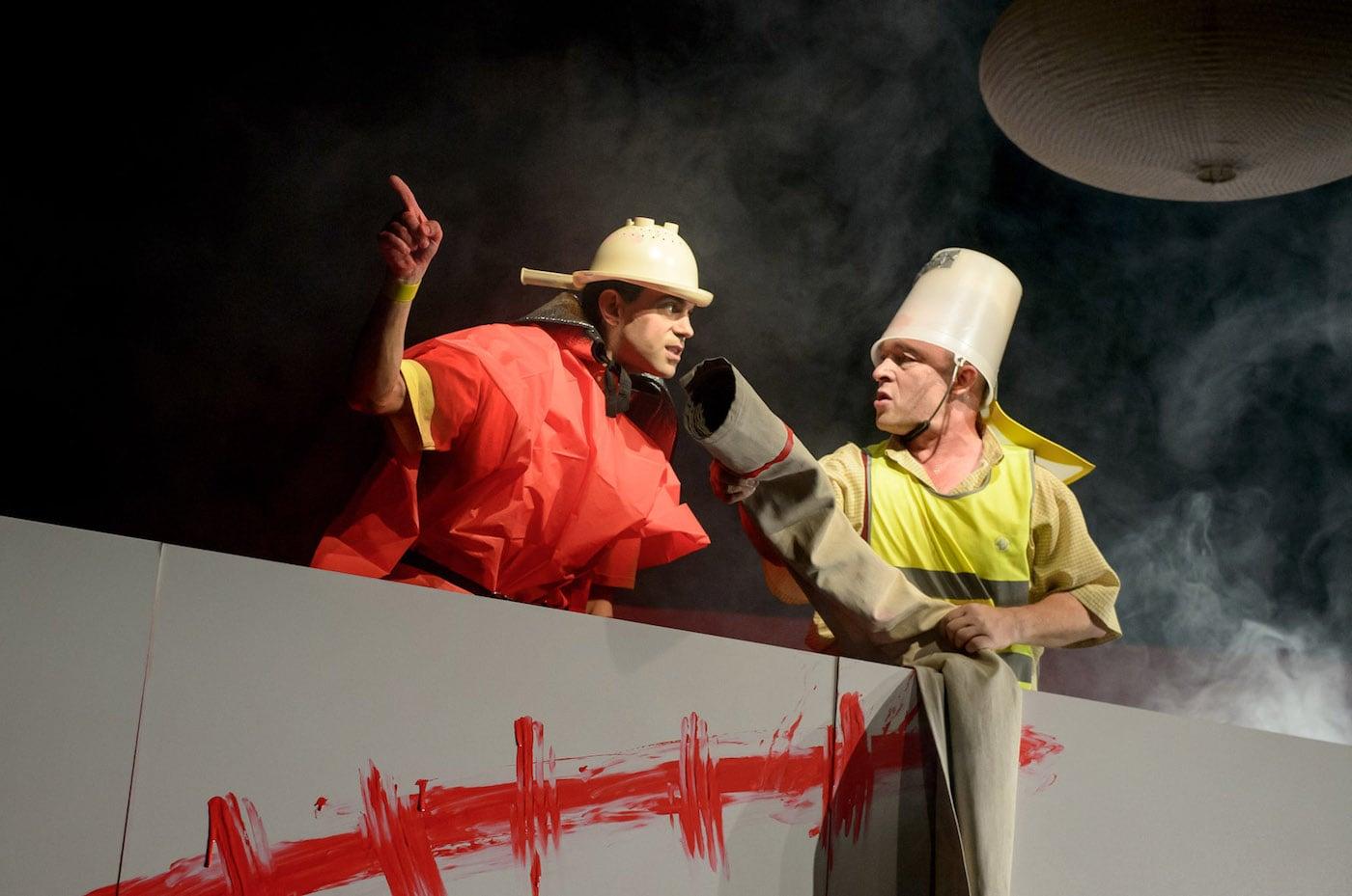 Theater für Kinder in Berlin im Atze Musiktheater