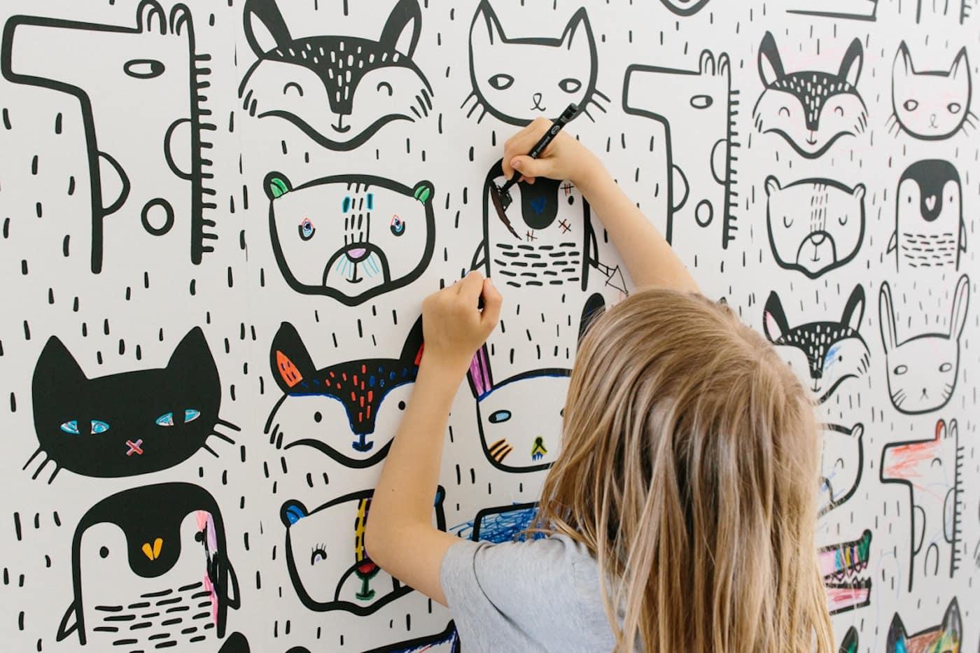 Mini Bazaar mit Workshop für Kinder in Berlin // HIMBEER